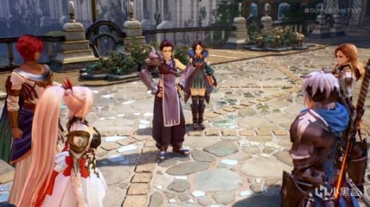 E3夏季游戏节:《破晓传说》新宣传片公开,含有新角色