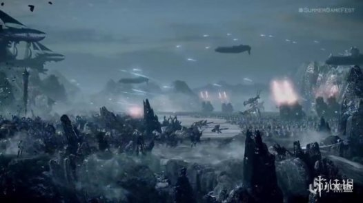 E3夏季游戏节:F2P MMO《失落方舟》最新宣传片发布