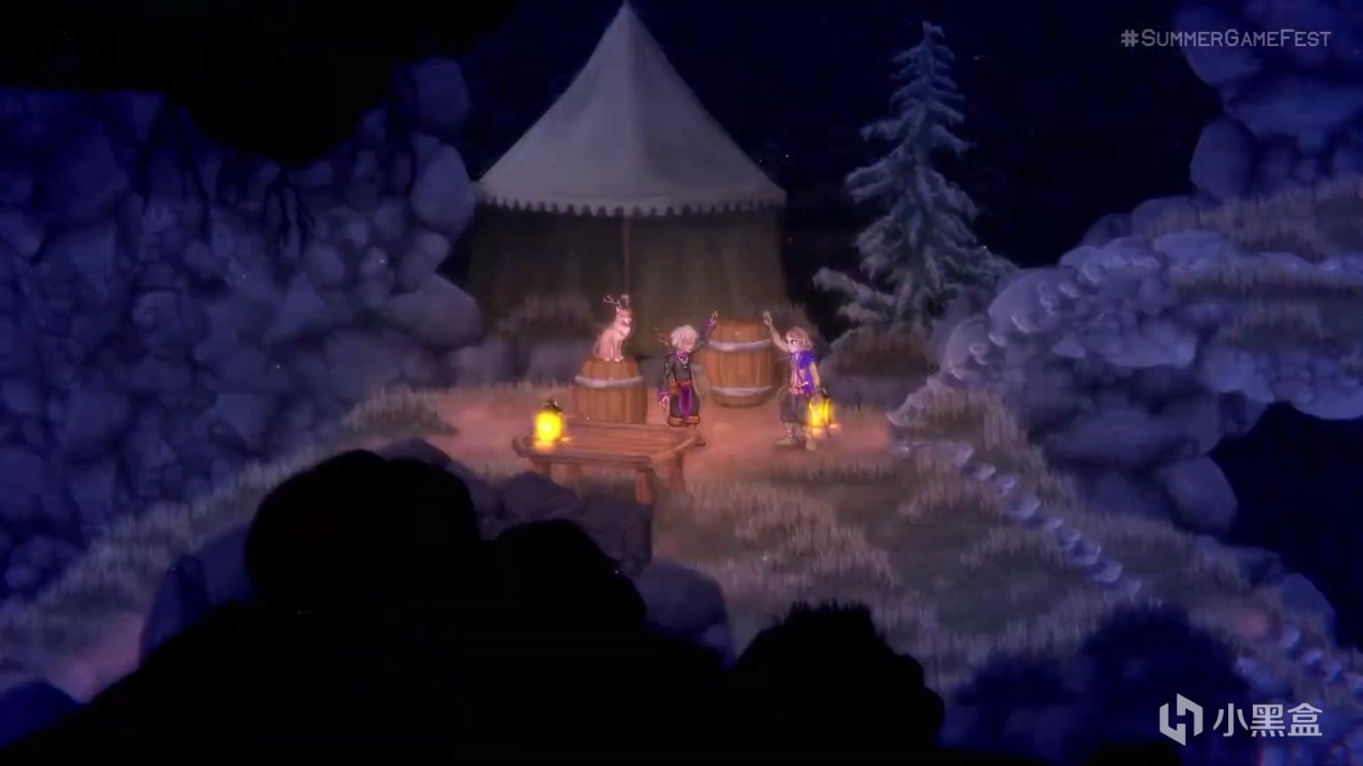 E3夏季游戏节:《盐与避难所》续作将于2022年登陆PS4/PS5平台