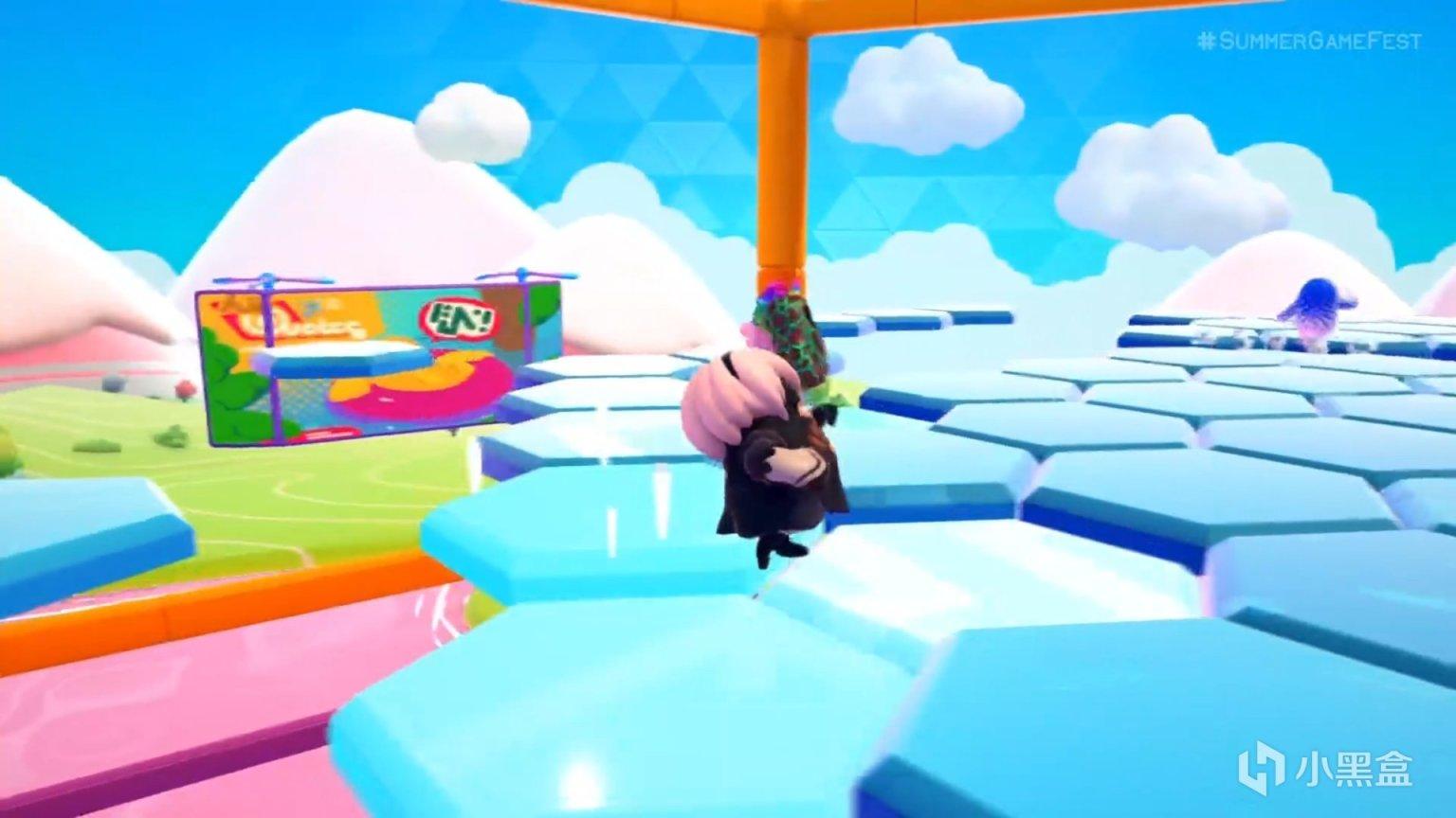 E3夏季游戏节:《糖豆人 终极淘汰赛》联动《尼尔》,6月18日上线