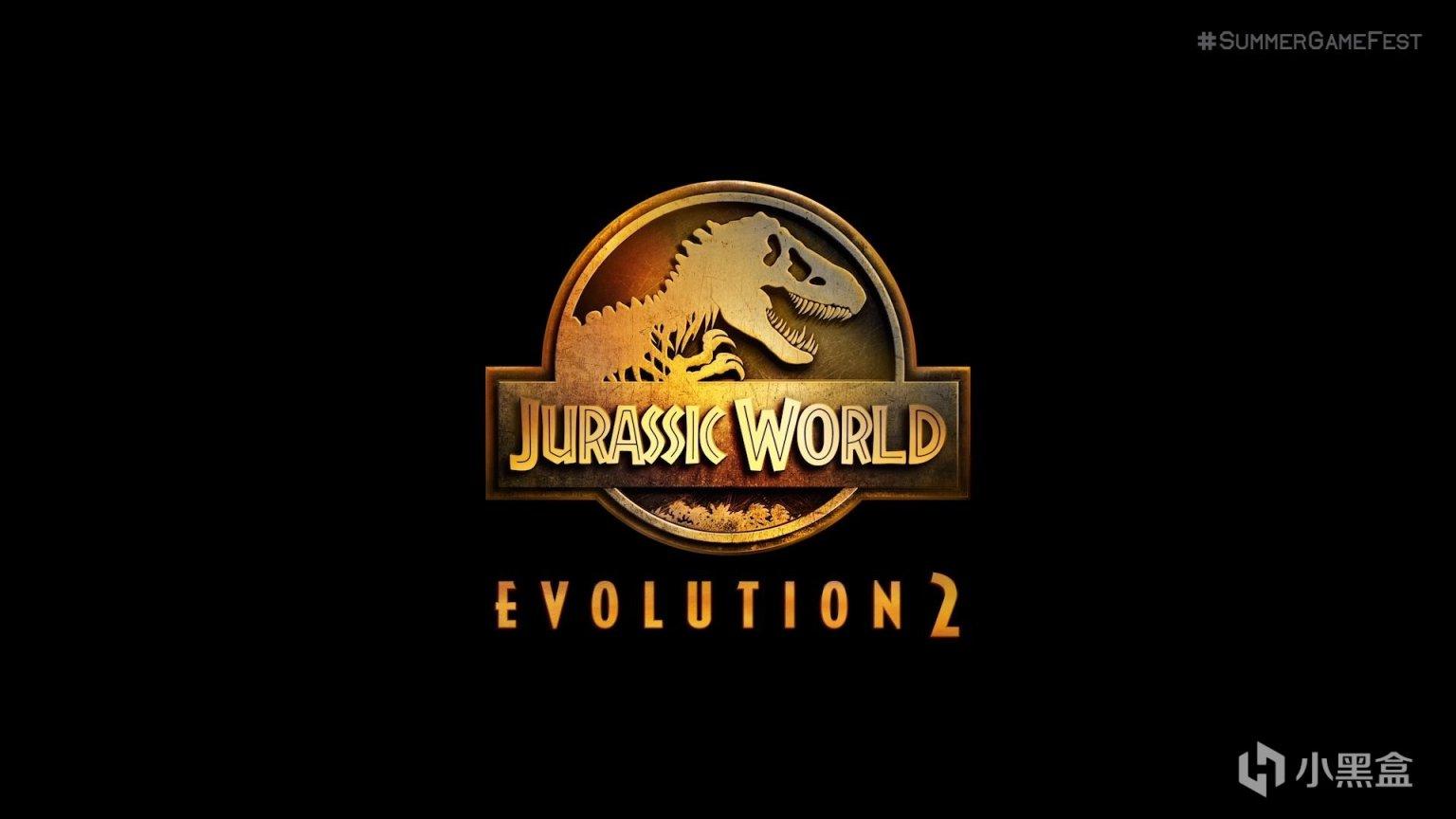 E3夏季游戏节:《侏罗纪世界:进化2》正式公布