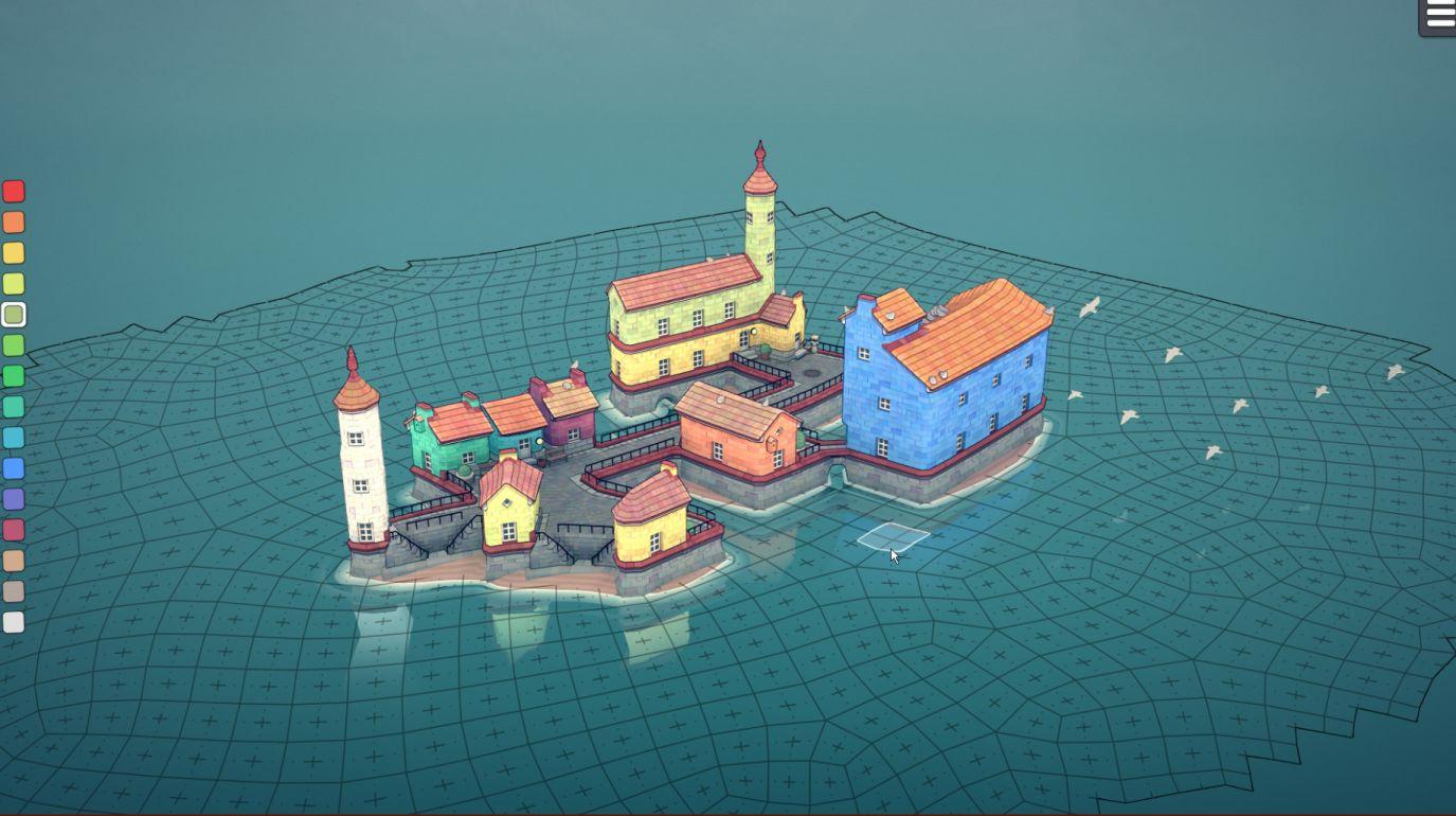 《城镇叠叠乐》:史上最无脑的建造类沙盒游戏