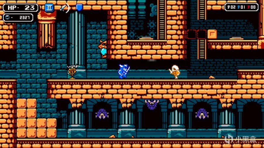 《阿斯达伦:地球之泪》:送给NES玩家们的情书插图3