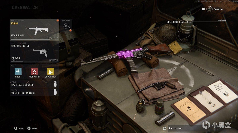 《使命召唤:先锋》内容解包:首发武器、迷彩、战队界面等插图3