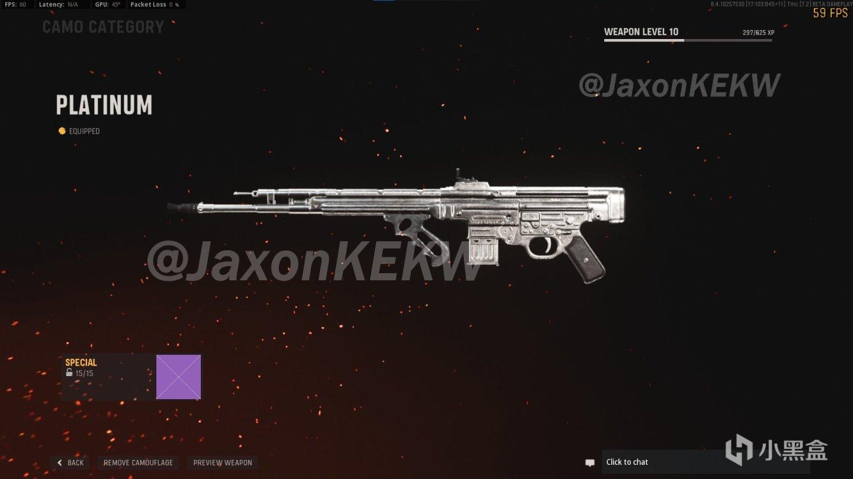 《使命召唤:先锋》内容解包:首发武器、迷彩、战队界面等插图9