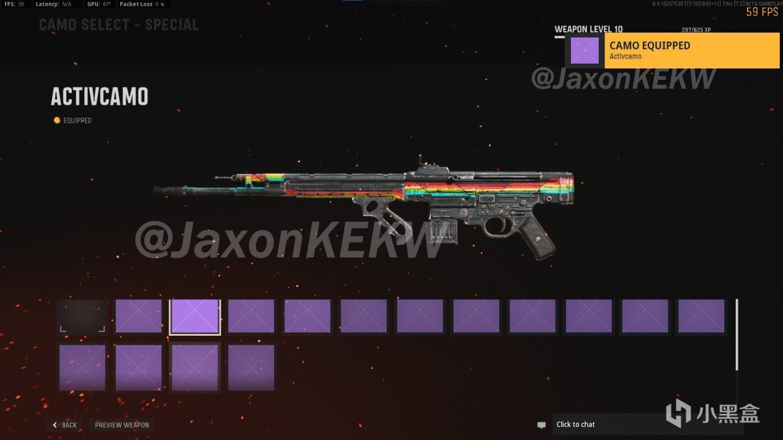 《使命召唤:先锋》内容解包:首发武器、迷彩、战队界面等插图7