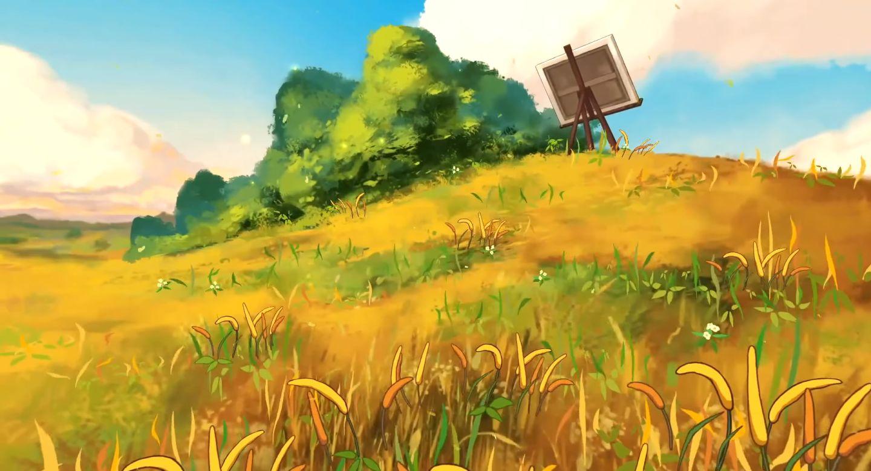 即便记忆选择停留,却也无法与你相拥:《倾听画语:最美好的景色》插图2