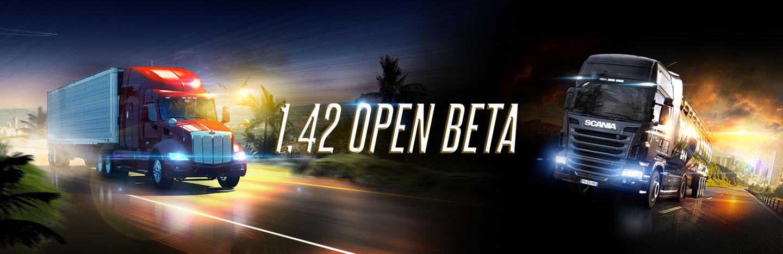 「欧卡/美卡资讯」ETS2/ATS 1.42公测版更新