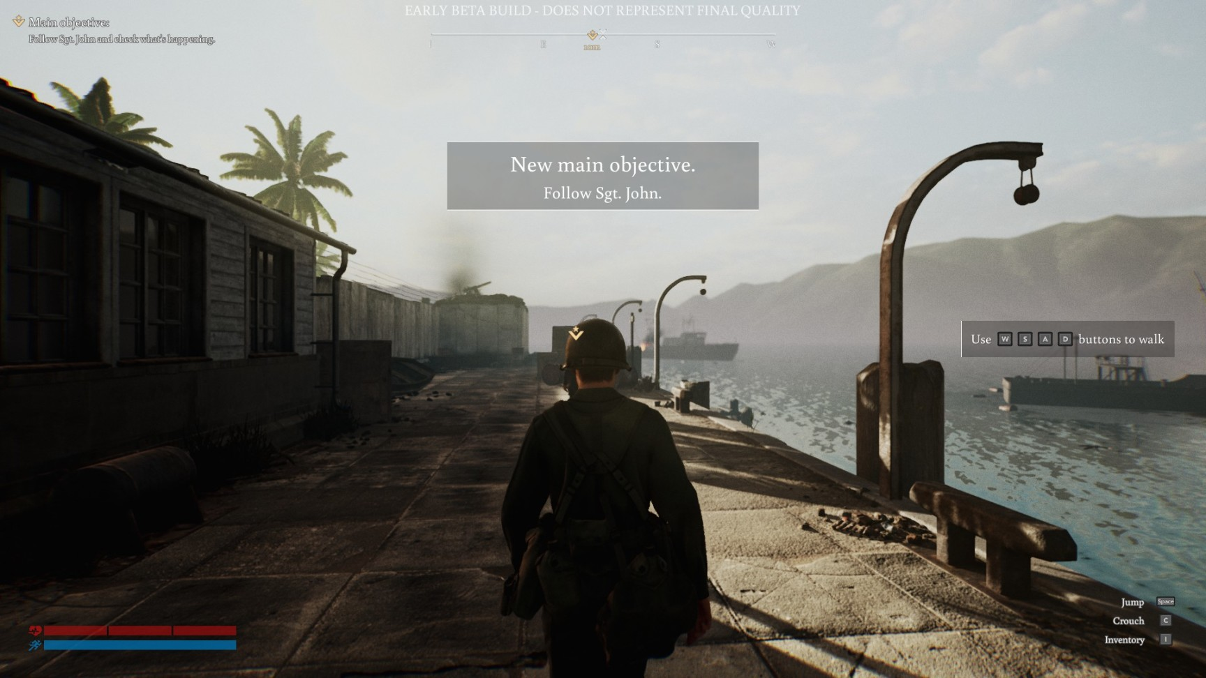 """二战军医模拟器:""""医疗兵:太平洋战争""""demo评测"""