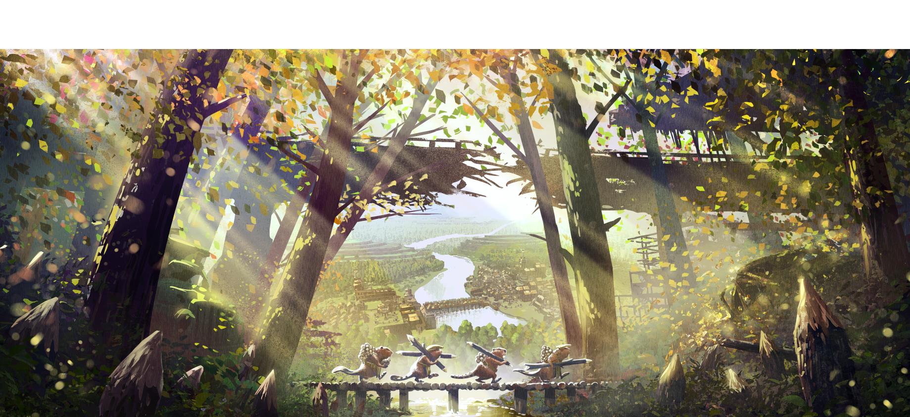 """""""河狸""""的模拟建造游戏《Timberborn》评测(附新手攻略)"""