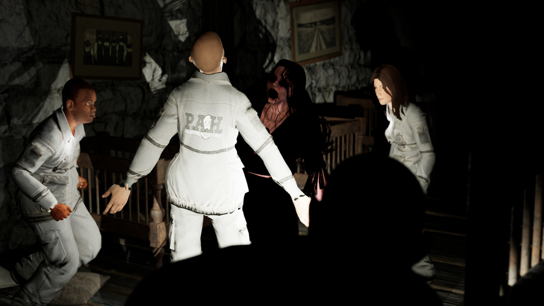 《steam恐怖游戏联机推荐》:与朋友一起探索未知的黑暗吧!插图1