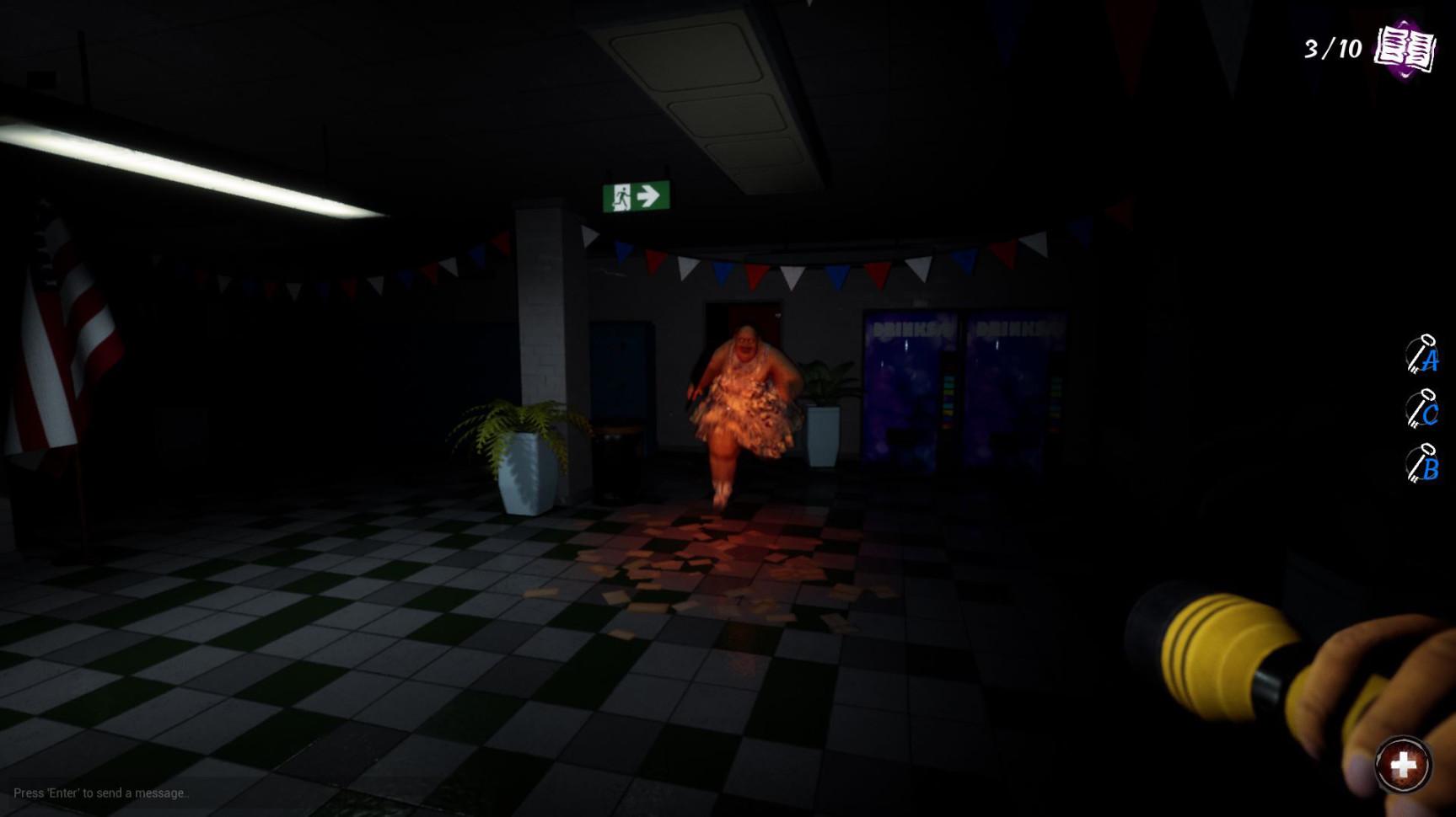《steam恐怖游戏联机推荐》:与朋友一起探索未知的黑暗吧!插图3