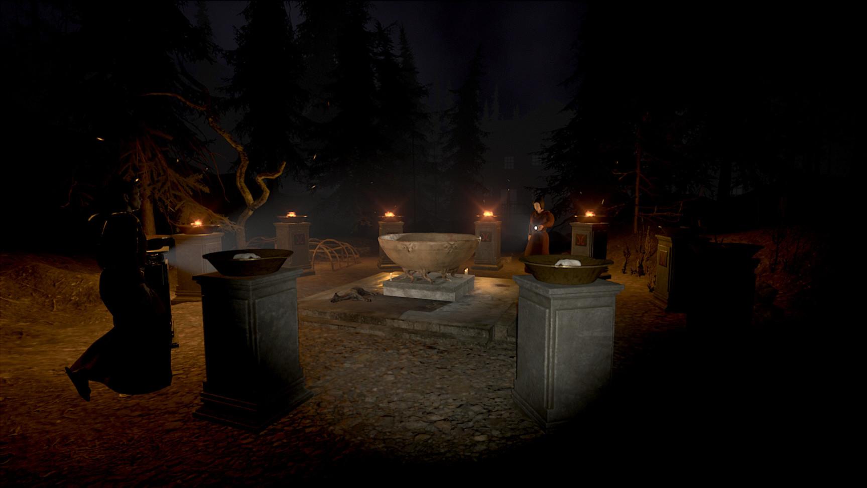 《steam恐怖游戏联机推荐》:与朋友一起探索未知的黑暗吧!插图2