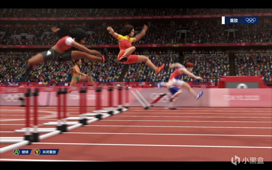 合家欢乐,更具奥运精神的赛事安可——《2020东京奥运 官方授权游戏》插图11