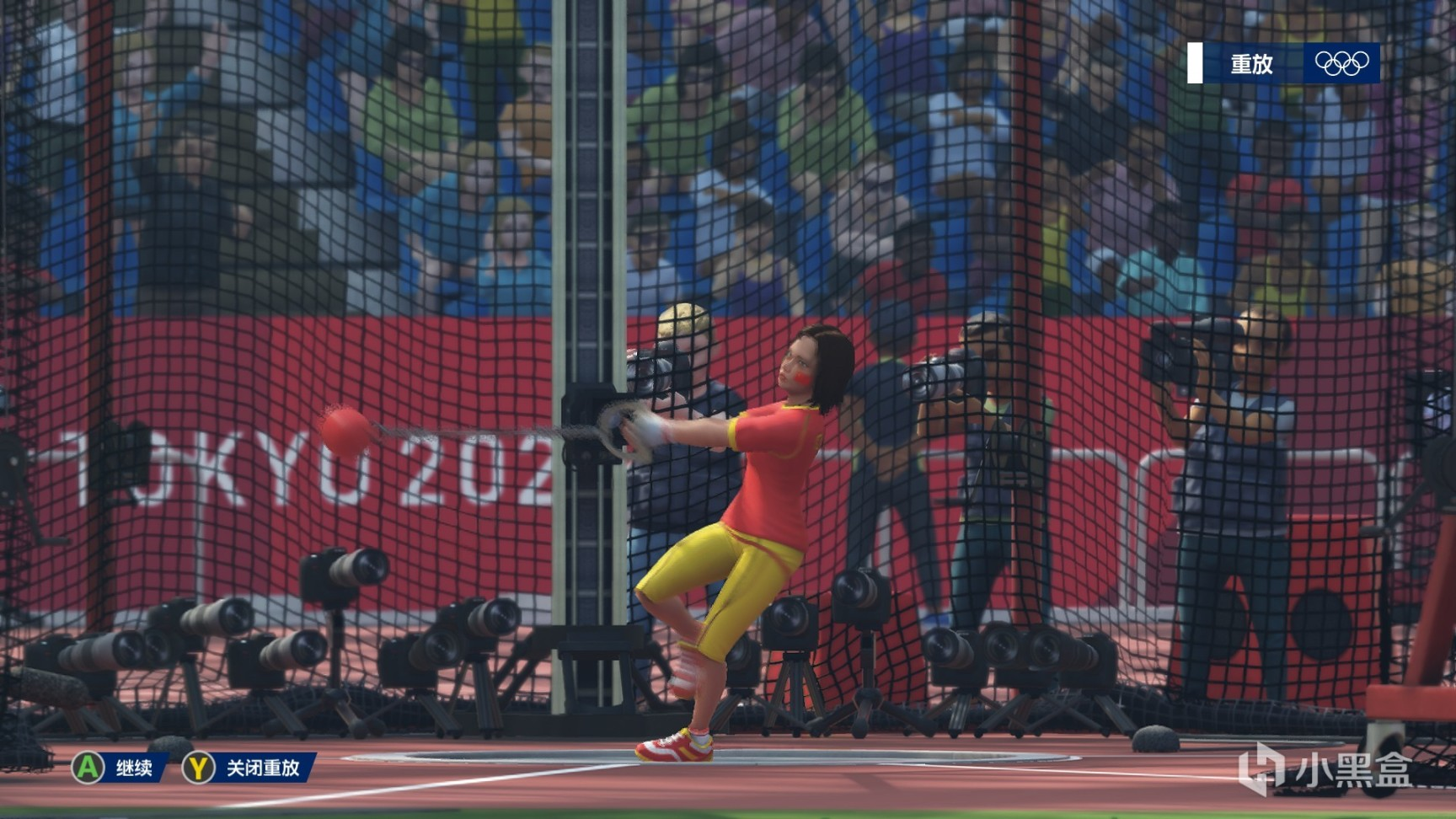 合家欢乐,更具奥运精神的赛事安可——《2020东京奥运 官方授权游戏》插图12