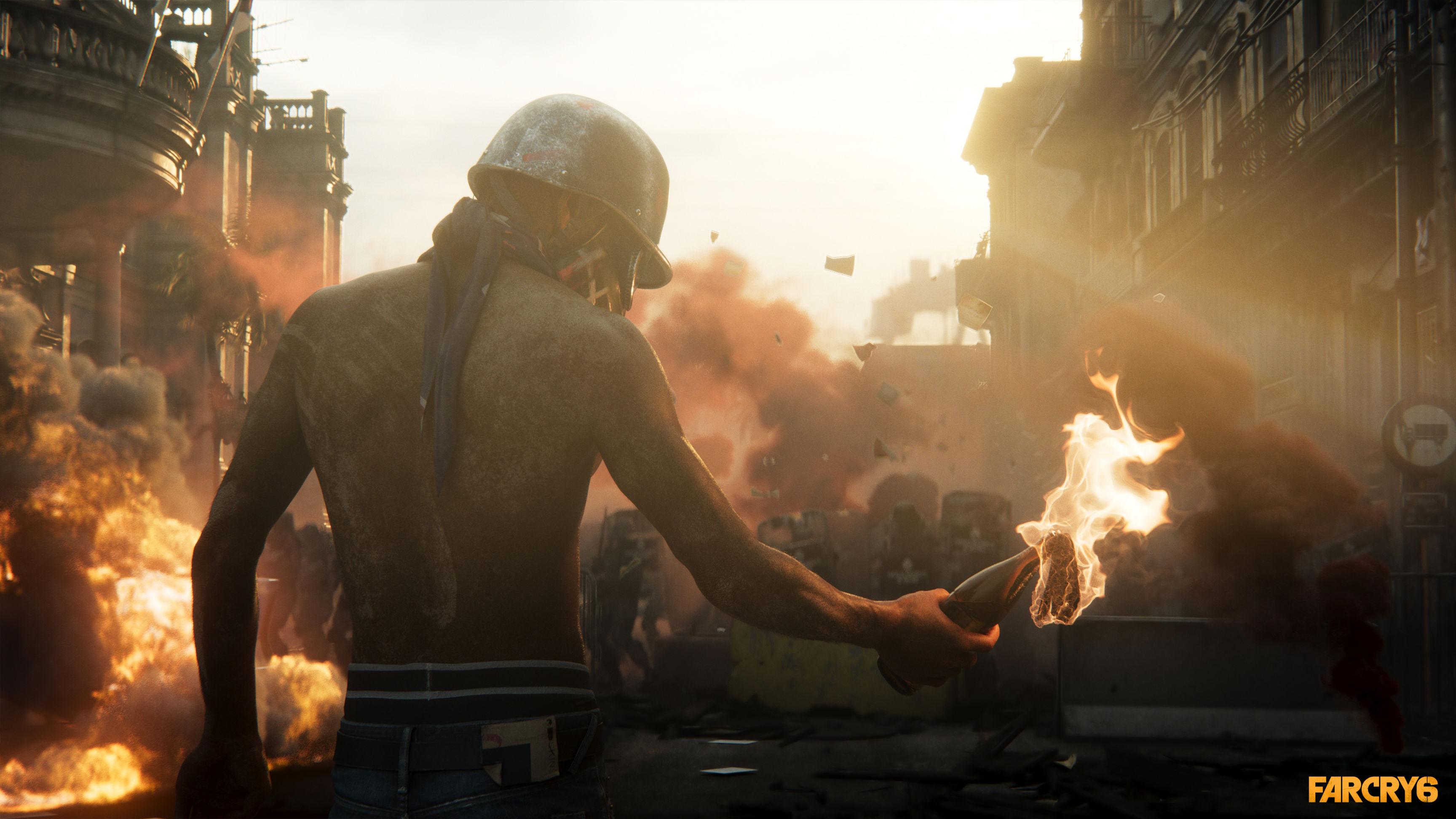 身为游击队员,则革命永不停息——《孤岛惊魂6》新手指南插图1